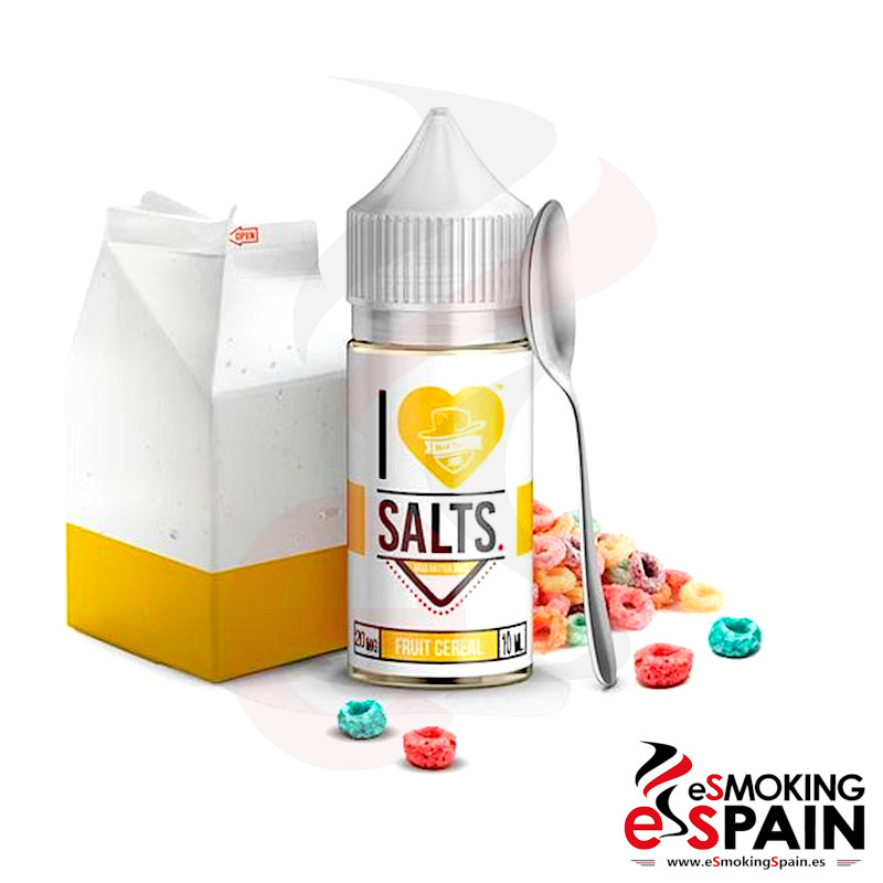 I Love Salts Mad Hatter Fruit Cereal 10ml 20mg