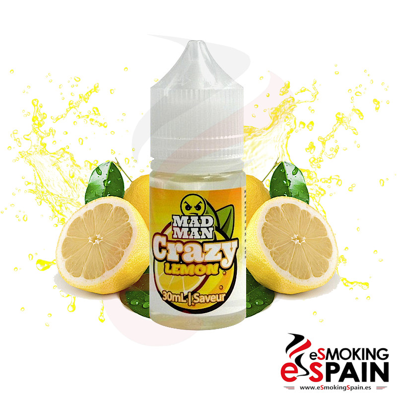 Mad Man Cracy Lemon 30ml