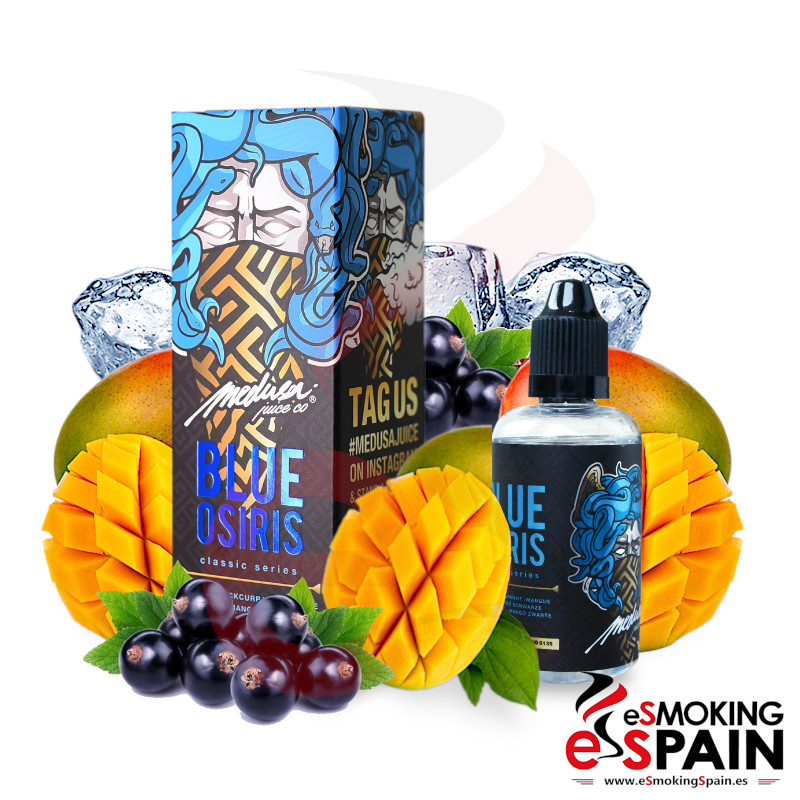 Medusa Juice Classic Series Blue Osiris 50ml 0mg