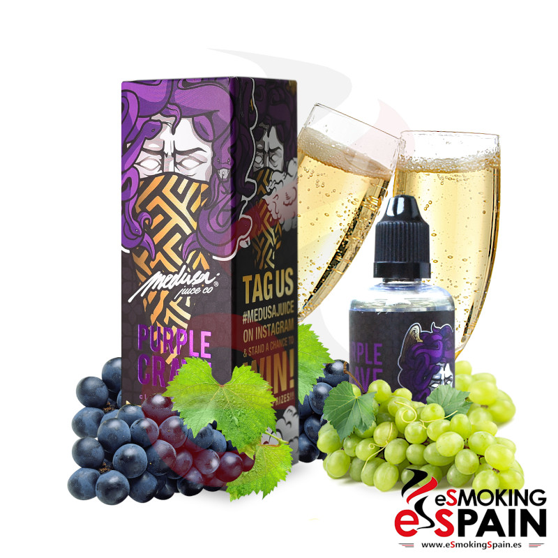 Medusa Juice Classic Series Purple Crave 50ml 0mg