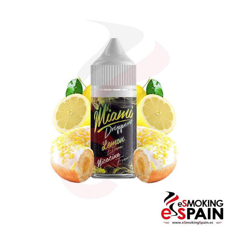 Miami Drippers Lemon E11Even 25ml 0mg