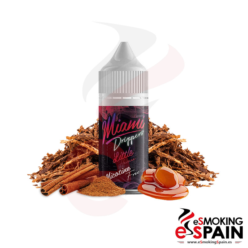 Miami Drippers Little Havana 25ml 0mg