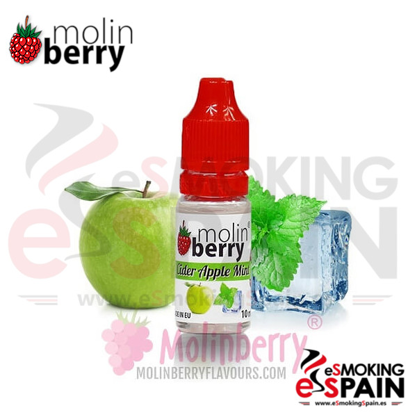 Aroma Molin Berry Cider Apple Mint 10ml (nº8)