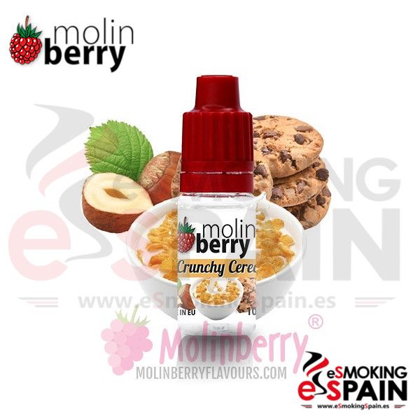 Aroma Molin Berry Crunchy Cereal 10ml (nº12)