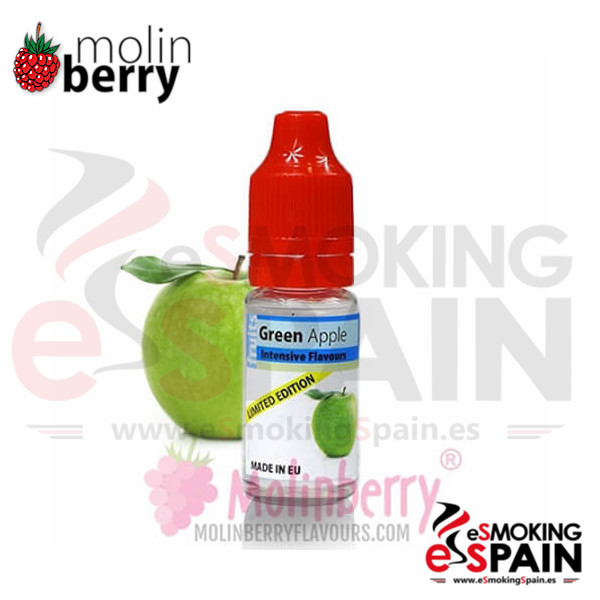 Aroma Molin Berry Green Apple 10ml (nº22)