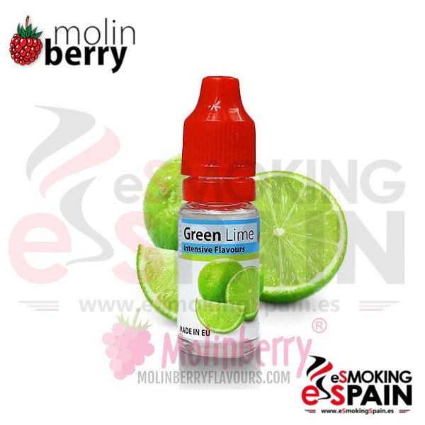 Aroma Molin Berry Green Lime 10ml (nº23)