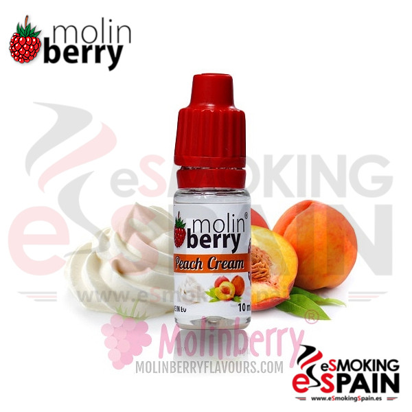 Aroma Molin Berry Peach Cream 10ml (nº32)
