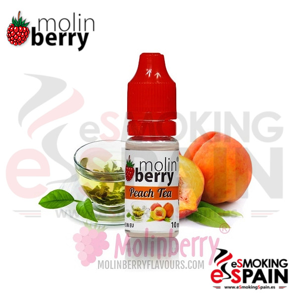 Aroma Molin Berry Peach Tea 10ml (nº33)
