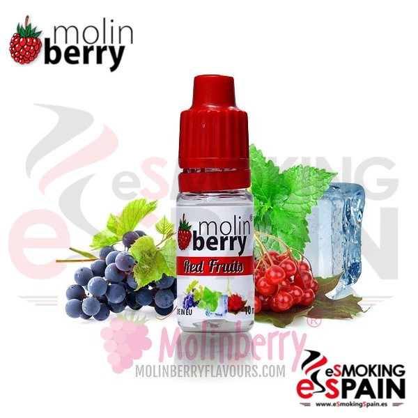 Aroma Molin Berry Red Fruits 10ml (nº36)