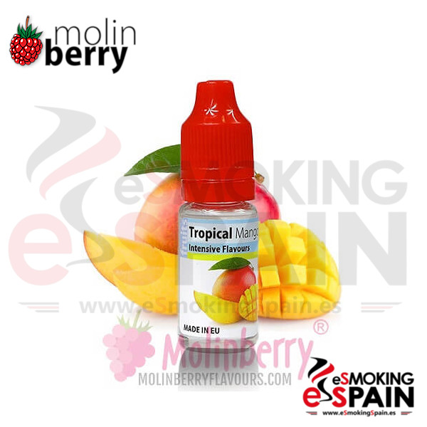 Aroma Molin Berry Tropical Mango 10ml (nº44)