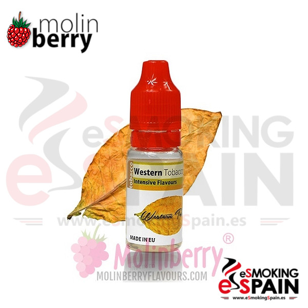 Aroma Molin Berry Western Tobacco 10ml (nº46)