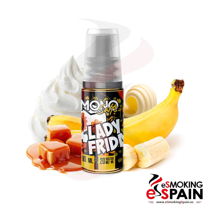 Mono eJuice Salts Lady Frida 10ml 20mg