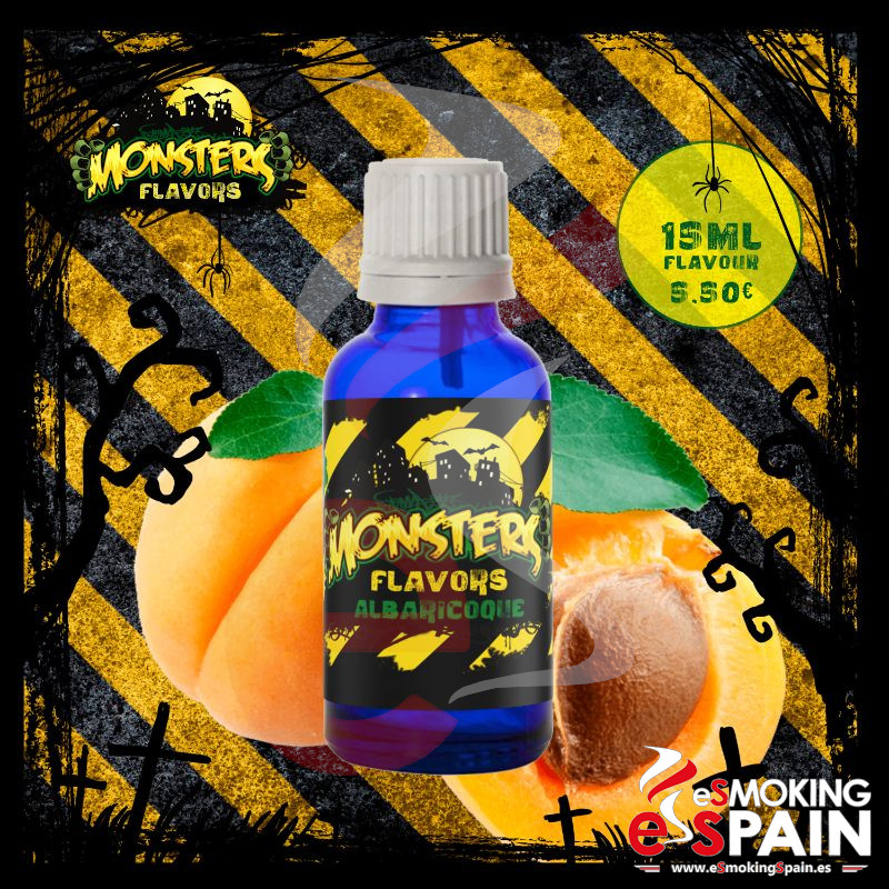 Aroma Monsters Flavors Albaricoque 15ml (nº1)