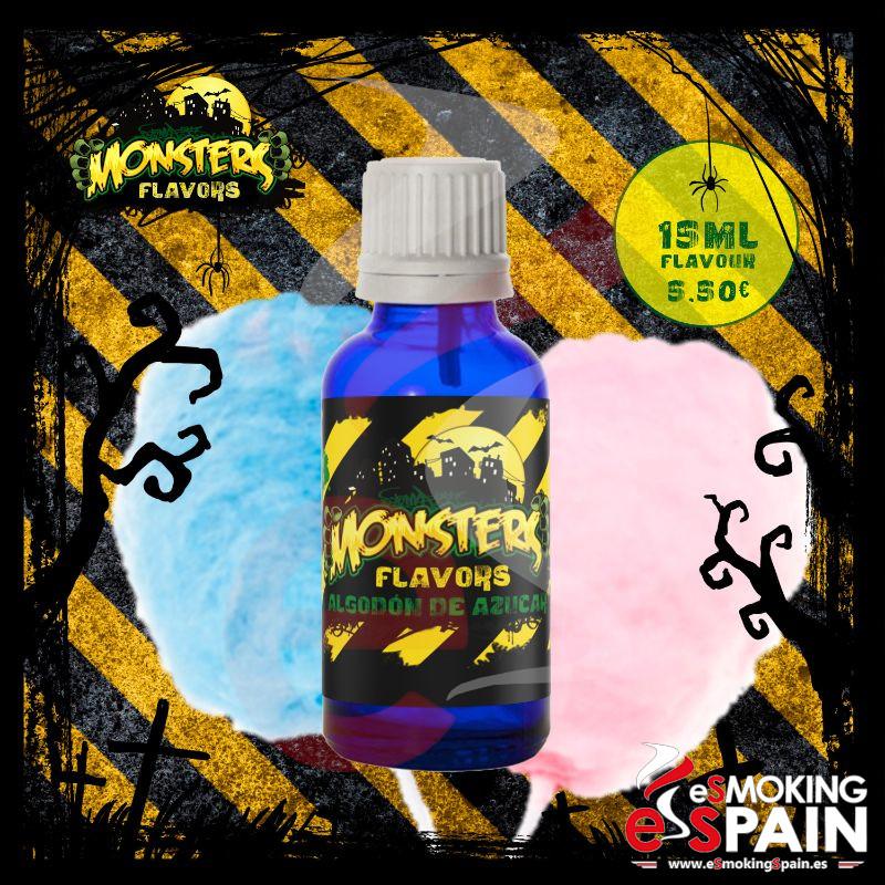 Aroma Monsters Flavors Algodon De Azucar 15ml (nº2)
