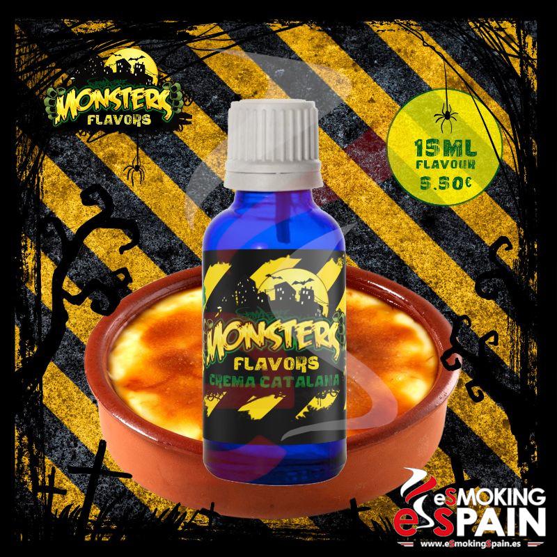 Aroma Monsters Flavors Crema Catalana 15ml (nº15)