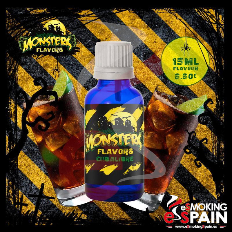 Aroma Monsters Flavors Cubalibre 15ml (nº16)