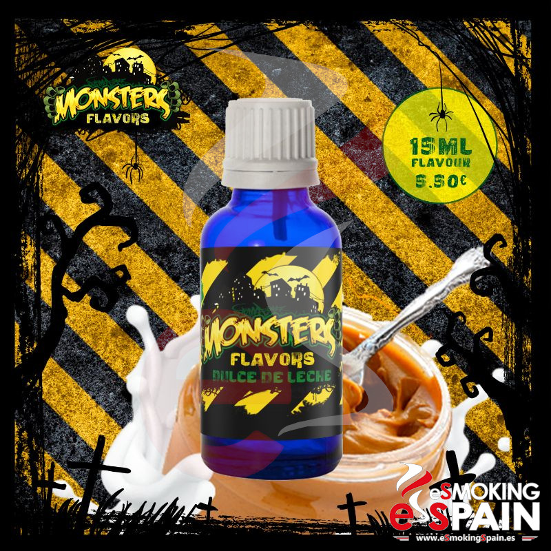 Aroma Monsters Flavors Dulce De Leche 15ml (nº17)