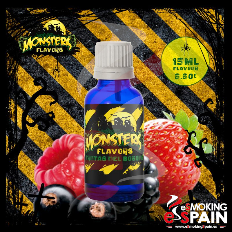 Aroma Monsters Flavors Frutas Del Bosque 15ml (nº20)