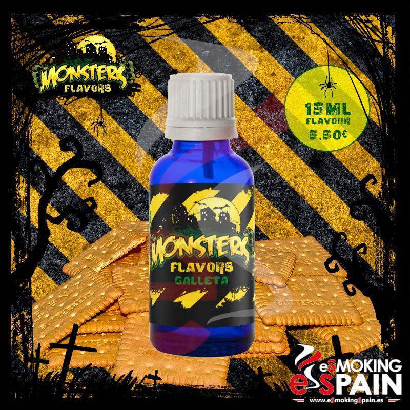 Aroma Monsters Flavors Galleta 15ml (nº21)