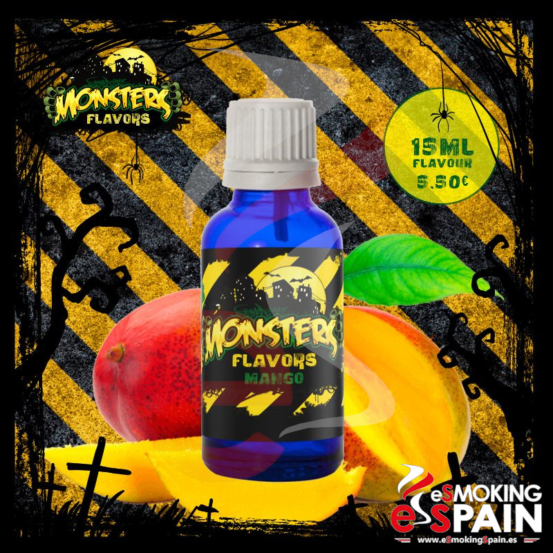 Aroma Monsters Flavors Mango 15ml (nº26)