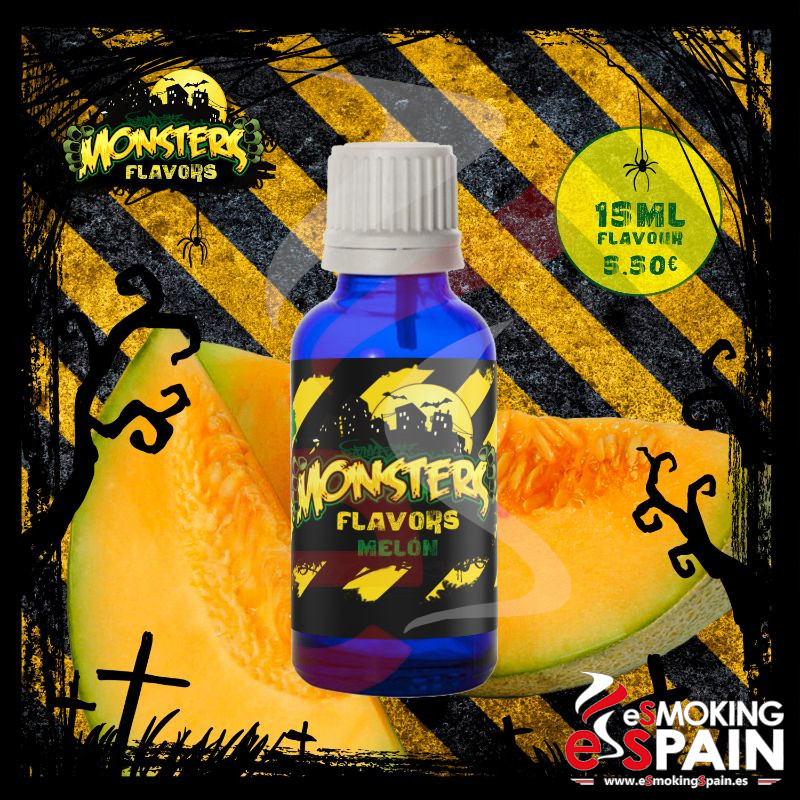 Aroma Monsters Flavors Melon 15ml (nº30)