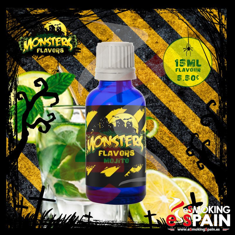 Aroma Monsters Flavors Mojito 15ml (nº31)