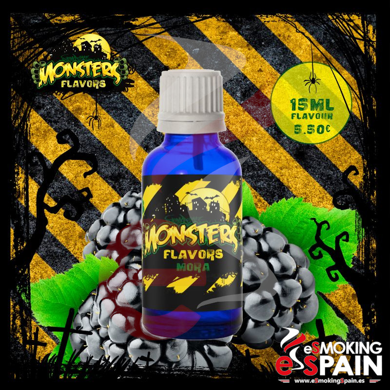 Aroma Monsters Flavors Mora 15ml (nº32)