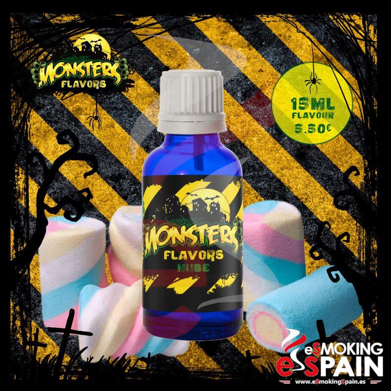 Aroma Monsters Flavors Nube 15ml (nº35)