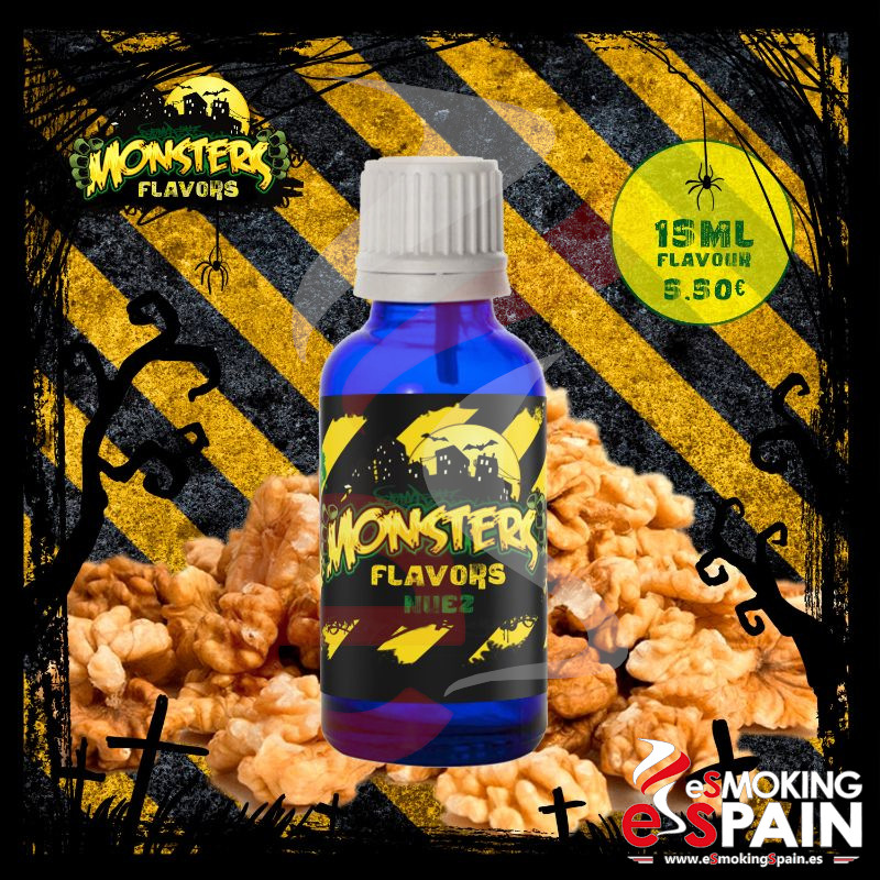Aroma Monsters Flavors Nuez 15ml (nº36)