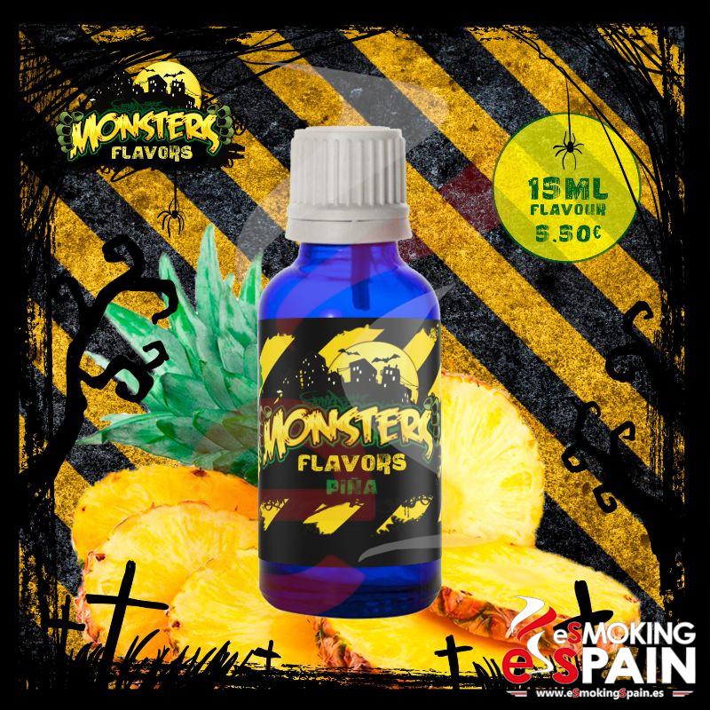 Aroma Monsters Flavors Piña 15ml (nº37)