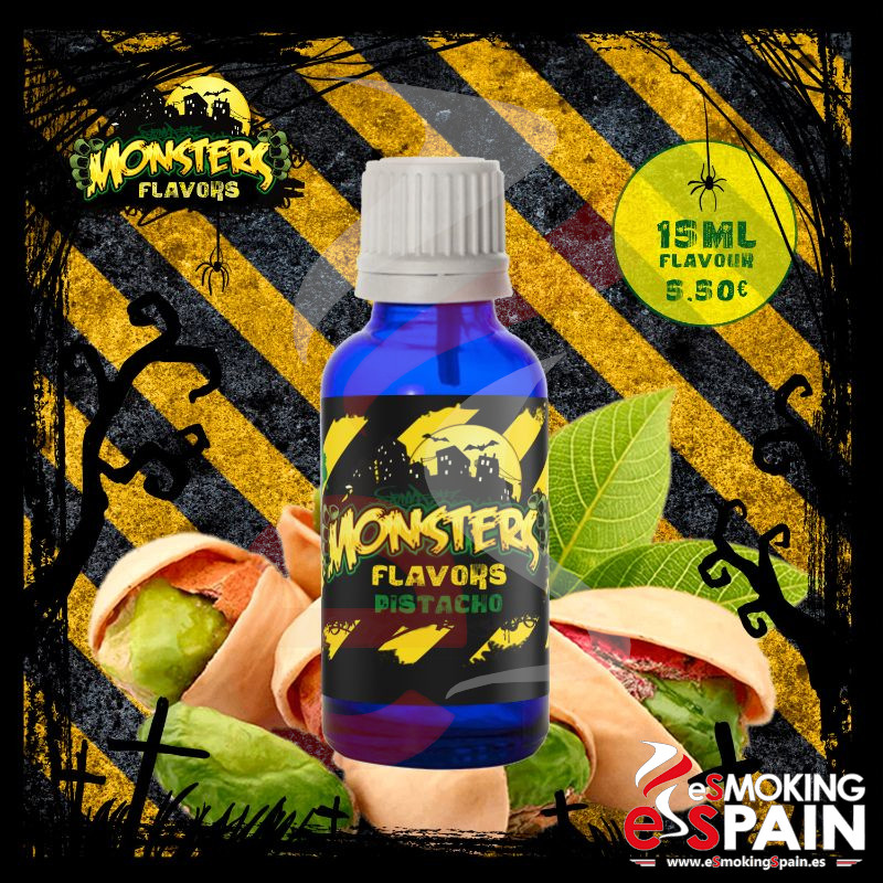 Aroma Monsters Flavors Pistacho 15ml (nº38)