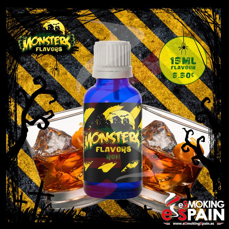 Aroma Monsters Flavors Ron 15ml (nº41)