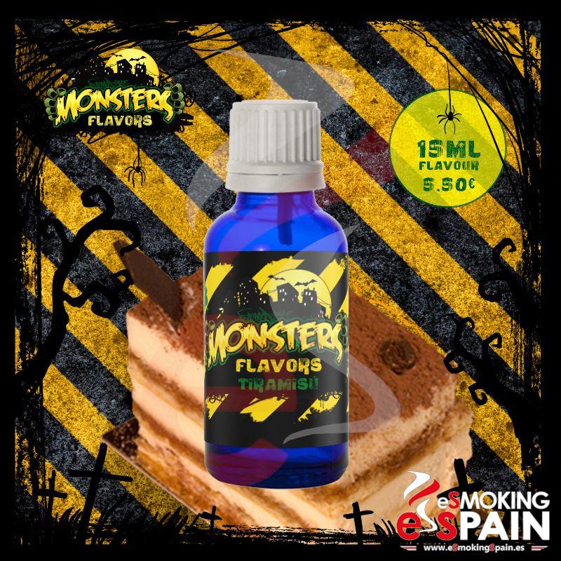 Aroma Monsters Flavors Tiramisu 15ml (nº44)