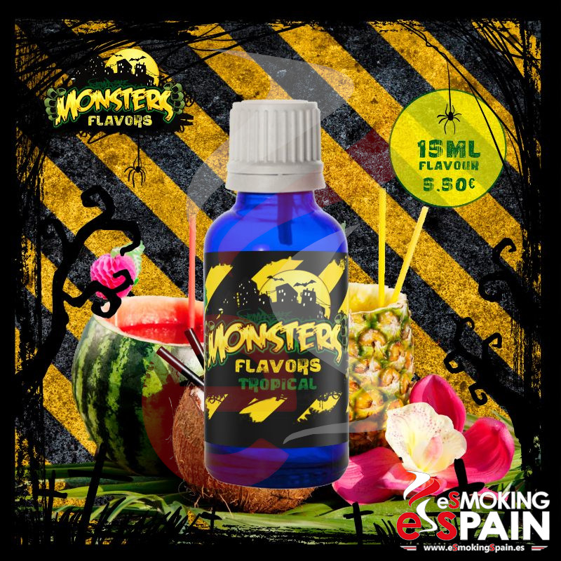 Aroma Monsters Flavors Tropical 15ml (nº45)