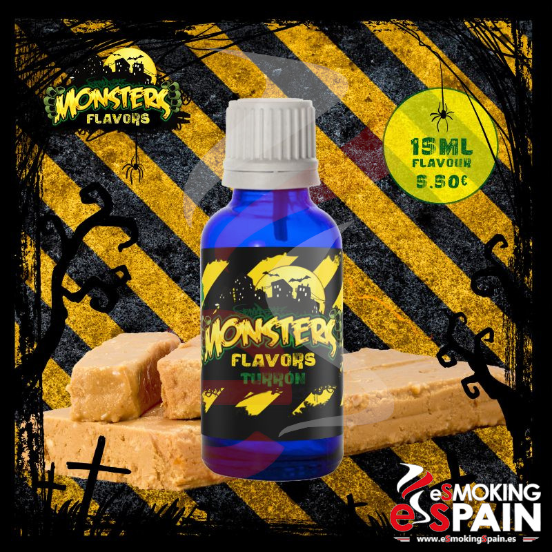 Aroma Monsters Flavors Turron 15ml (nº46)