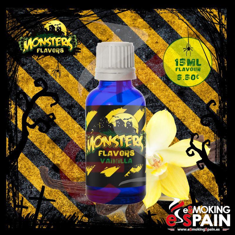 Aroma Monsters Flavors Vainilla 15ml (nº47)