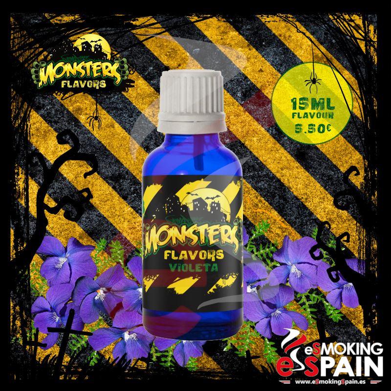 Aroma Monsters Flavors Violeta 15ml (nº48)
