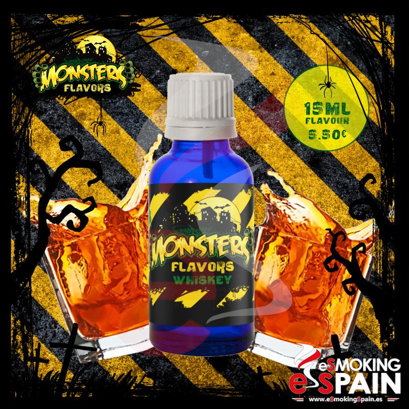 Aroma Monsters Flavors Whiskey 15ml (nº50)