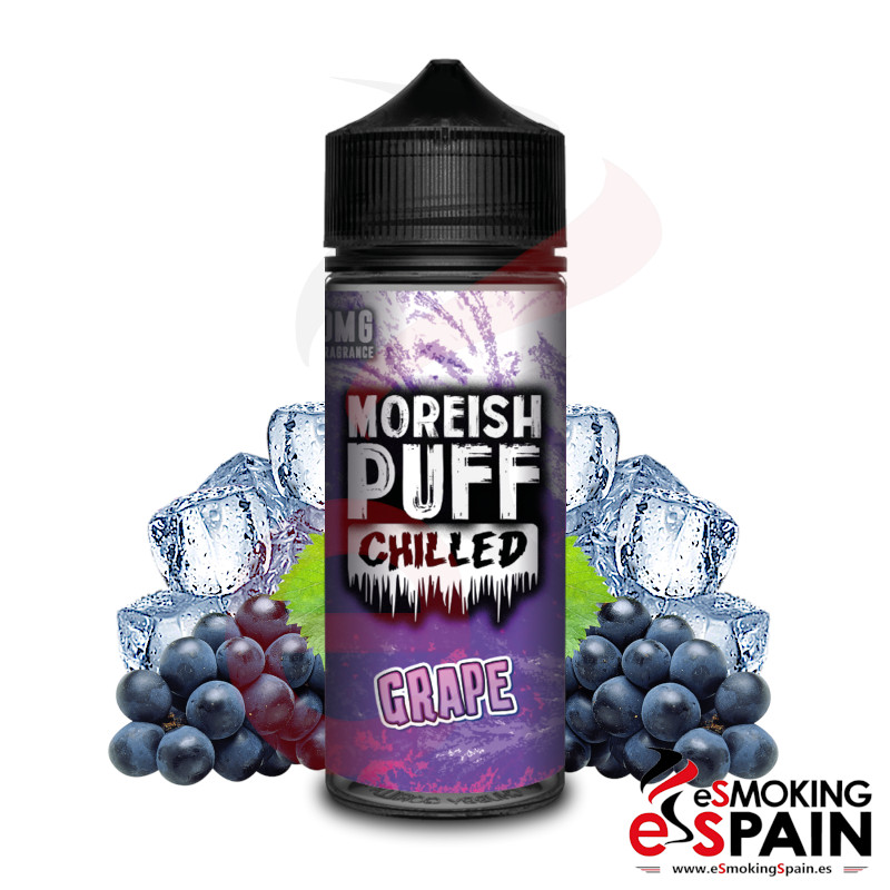 Moreish Puff Chilled Grape 100ml 0mg