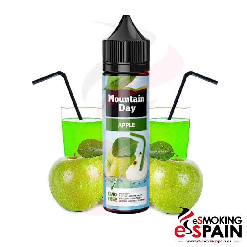 Mountain Day Apple 50ml 0mg