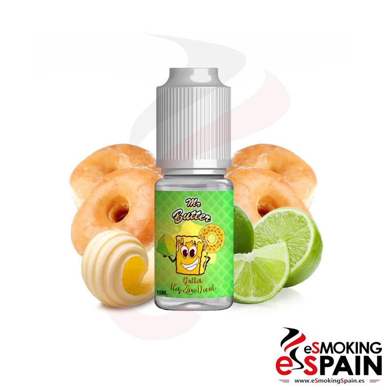 Aroma Mr Butter Butter Key Lime Donut 10ml