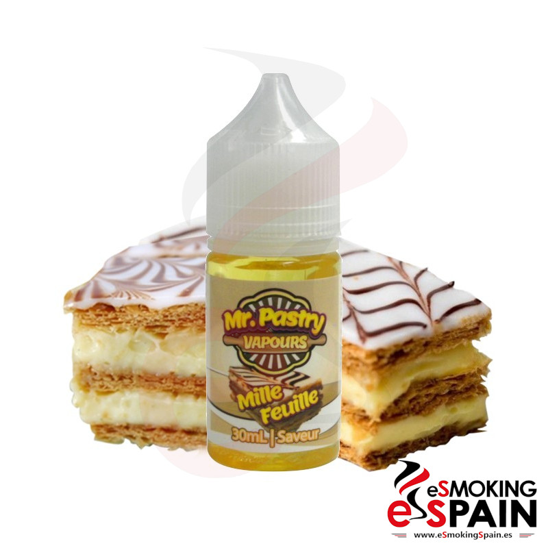 Aroma Mr Pastry Vapours Mille Feuille 30ml