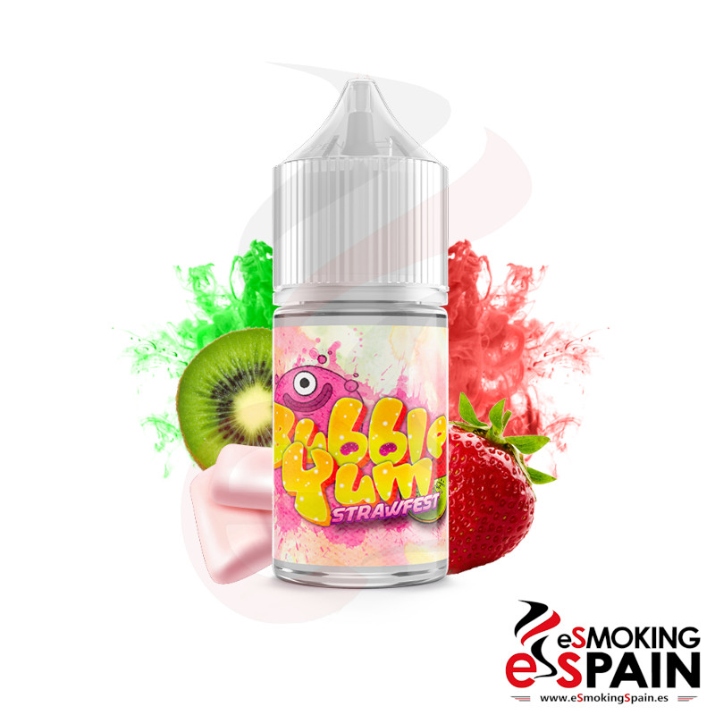 Aroma Mr. Yum Bubble Yum Strawfest 30ml