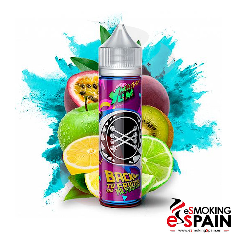 Mr. Yum Mr. Fusion 50ml 0mg