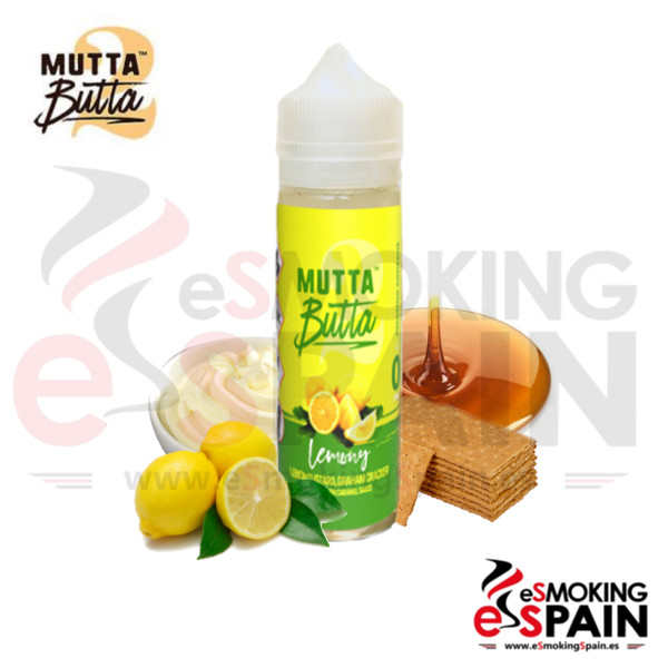 Mutta 2 Butta Lemony 50ml 0mg