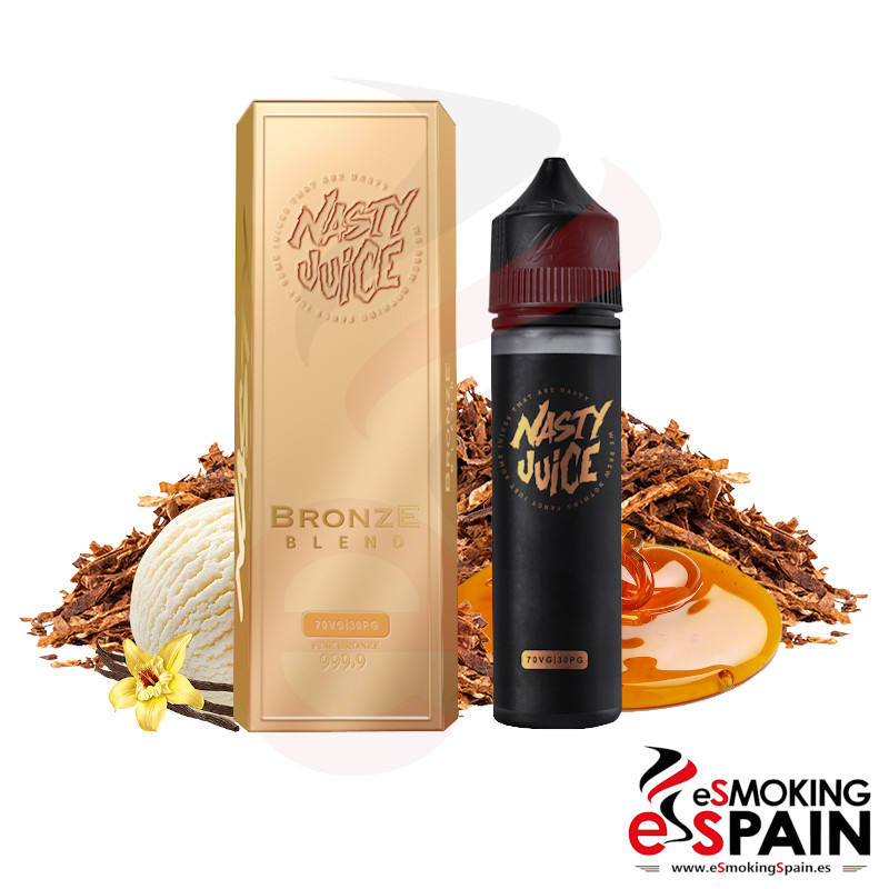 Nasty Juice Bronze Blend Tobacco Series 50ml 0mg