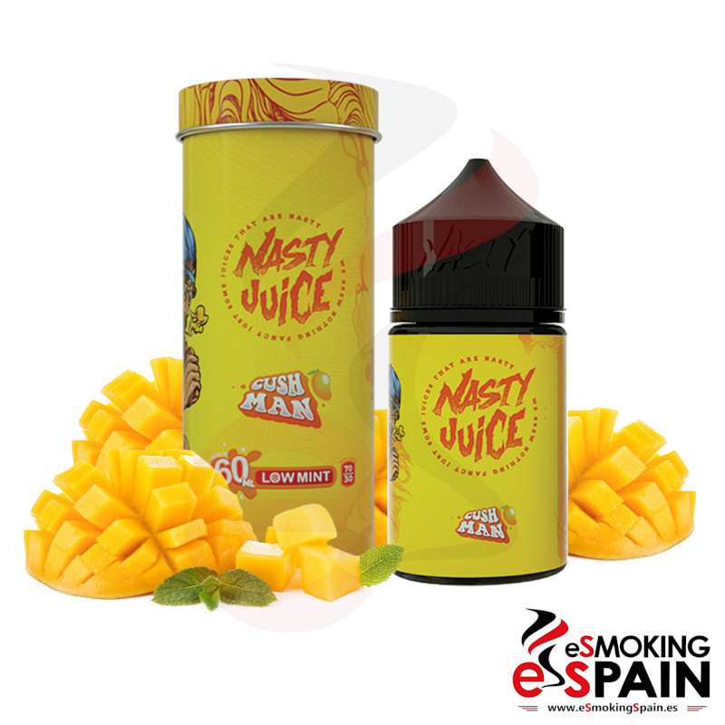 Nasty Juice Cush Man 50ml 0mg