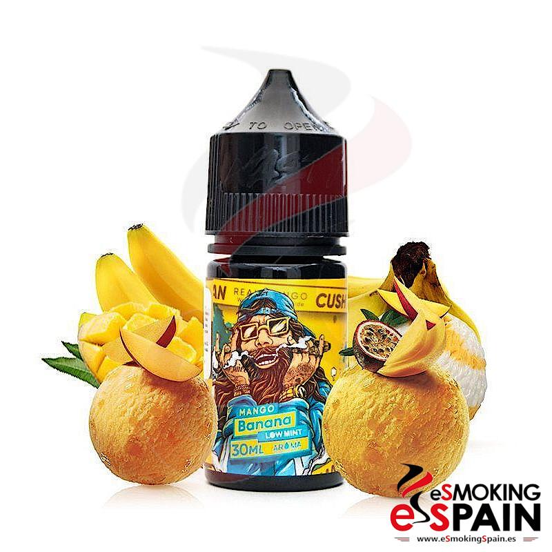 Aroma Nasty Juice Cush Man Mango Banana 30ml