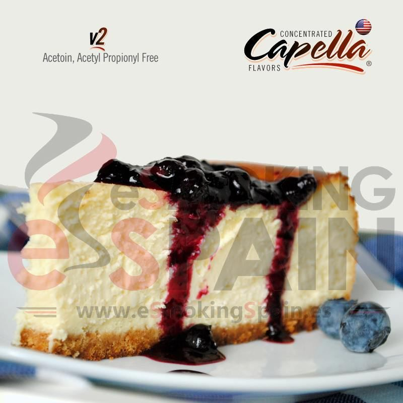 Aroma Capella New York Cheesecake V2 10ml (nº101)