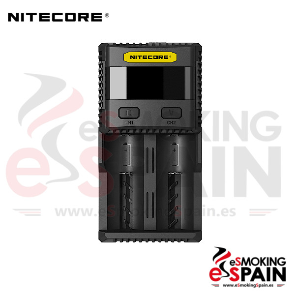 Nitecore SC2 SuperB Carger